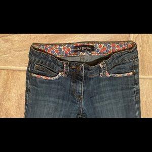 Mini Boden Girls Jeans 9